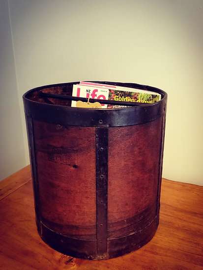 Grain Measure (20L) - Magazines Holder