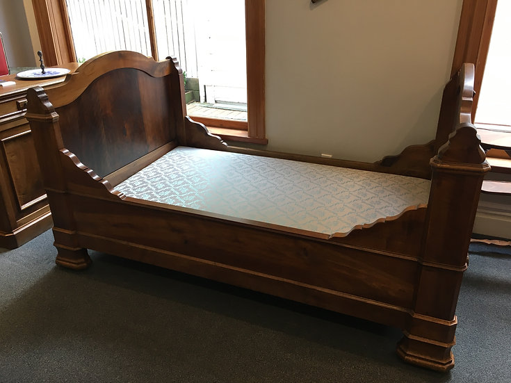 Empire (1800-1815) Style King Single Bed - SOLD