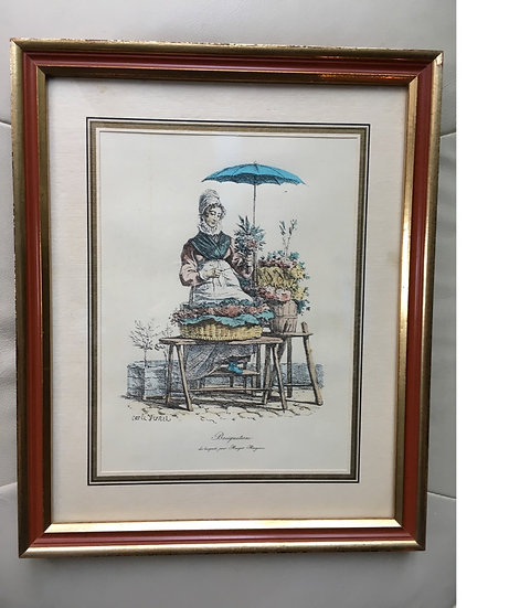 Set of Four Lithographs by Carle Vernet - SOLD
