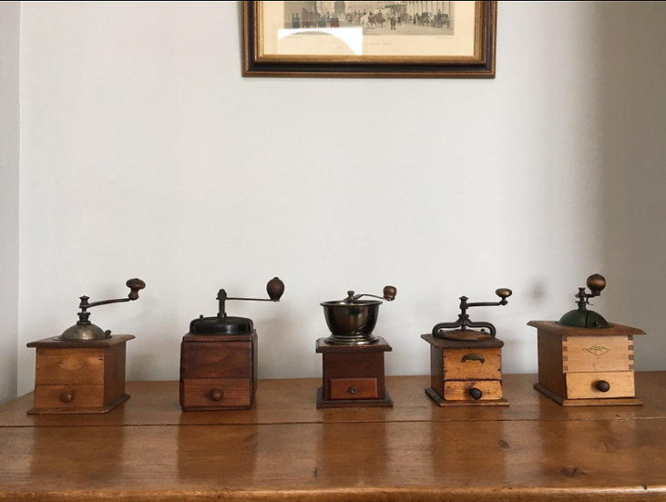 Coffee Mill Peugeot - SOLD