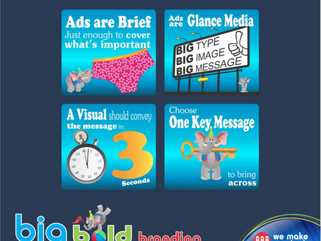 NEW BBB E-Book for Designers: Easy Peasy Ad Design with Big Impact