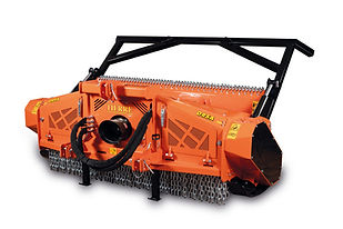 ORSA | Forestry mulcher | Tierre Group Srl