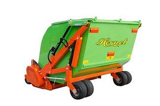 Hornet   Lawn Mulcher   Garden Mulcher   Tierre Group srl   Italy