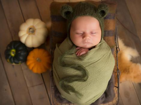 Baby Huxley