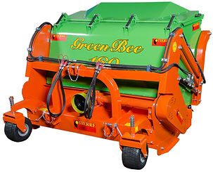 Green Bee | HARVESTER - LAWN MULCHER | Tierre Group Srl