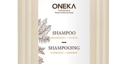 Goldenseal Citrus Shampoo 1L