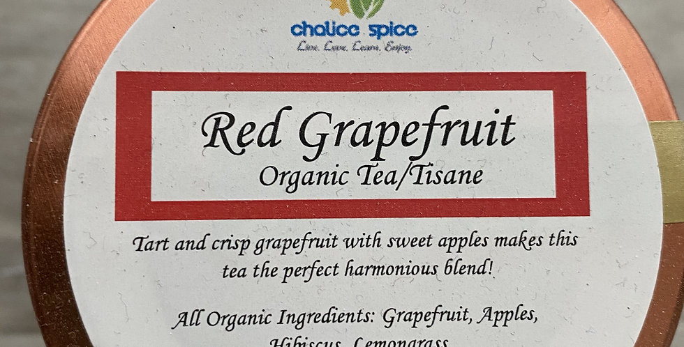 Red Grapefruit Tea