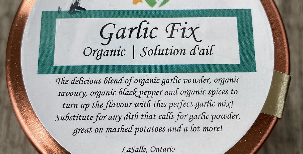 Garlic Fix