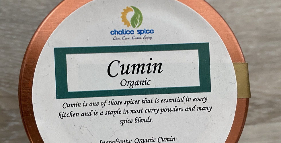 Ground Cumin Spice