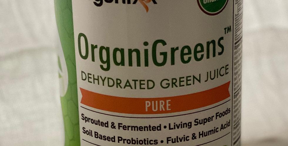 Organigreens Dehydrated Green Juice