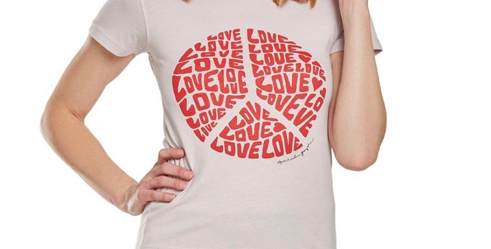 SG Love Shrunken tee large (fits small)