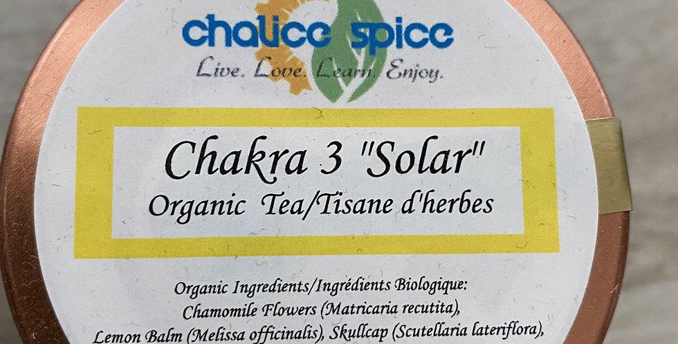 "Chakra 3 ""Solar"" Tea"