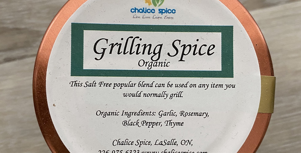 Grilling Spice