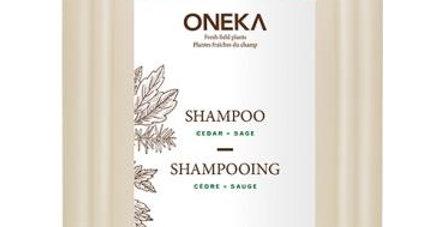 Cedar & Sage Shampoo 1L