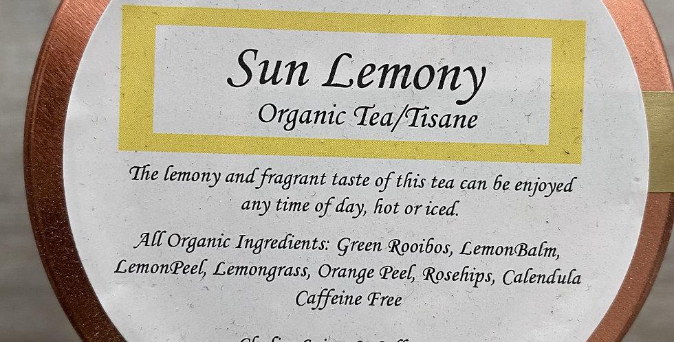Sun Lemony Tea