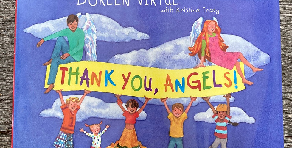 Thank You Angels by Doreen Virtue
