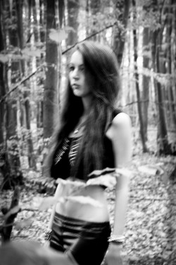 Forest Fashion Shoot