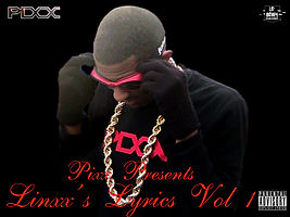 Linxx Lyrics Volume 1 Front Cover.jpg