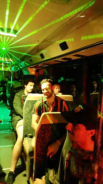 Party Bus  |  Party On Wheels | Sydney
