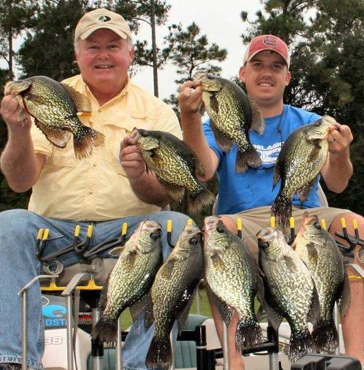 Lake Wylie Crappie Guide