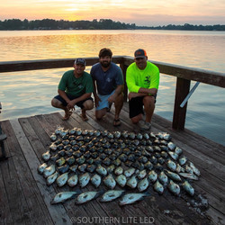 Santee Cooper Crappie and Bream