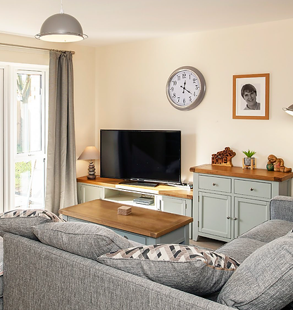 Interior of Abbots House Independent Living by Pozzoni Architecture for Stoke-on-Trent City Council