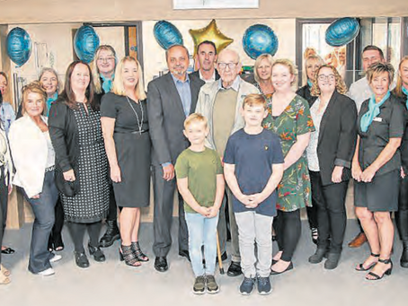 £500k revamp of GP practice is just what the doctor ordered!