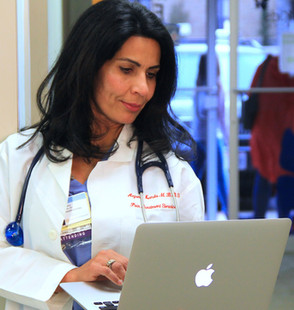 Telemedicine Visits 101: Making the most of your telemedicine visits.