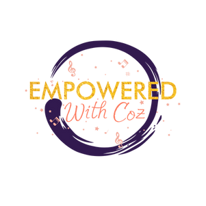 Empowered with Coz Logo