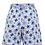 Thumbnail: Weird Fish - Sundance Printed Beach Shorts Lilac Hint