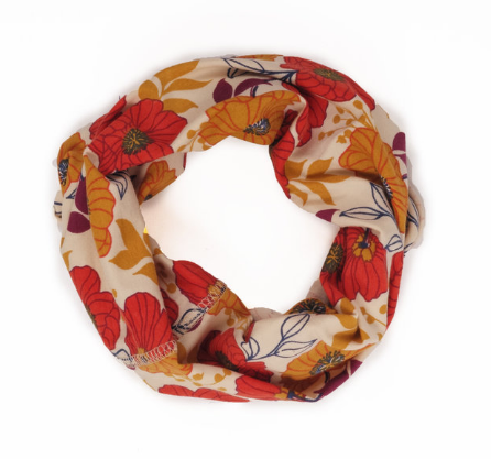 Powder - Autumn Floral Multiway Band