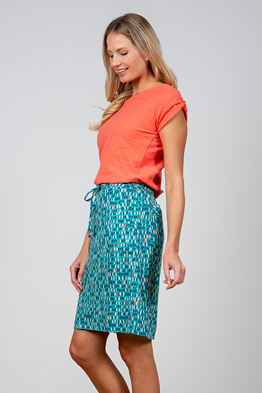 Lily & Me - Beachcomber Everyday Linen Skirt