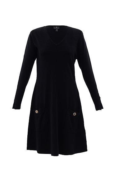 Marble Scotland - Black Dress