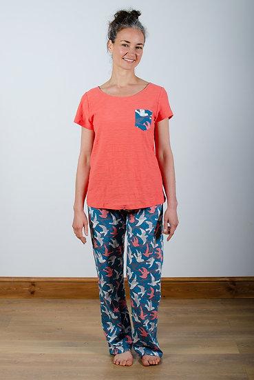 Lily & Me - Birds Pyjama