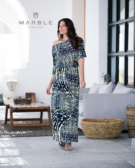 Marble Scotland - Maxi Dress