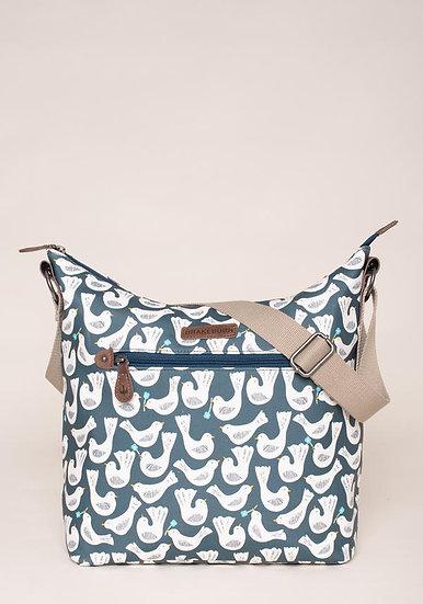 Brakeburn - Geo Birds Hobo Bag