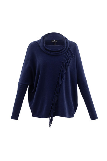 Marble Scotland - Navy Sweater