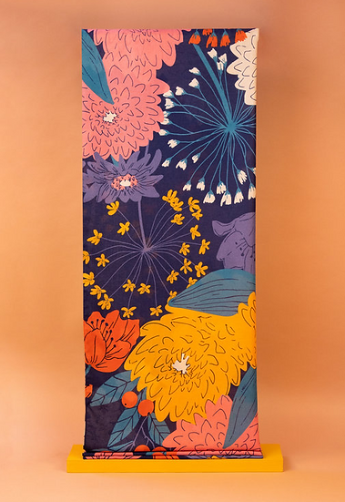 Powder - Blooms Print Scarf