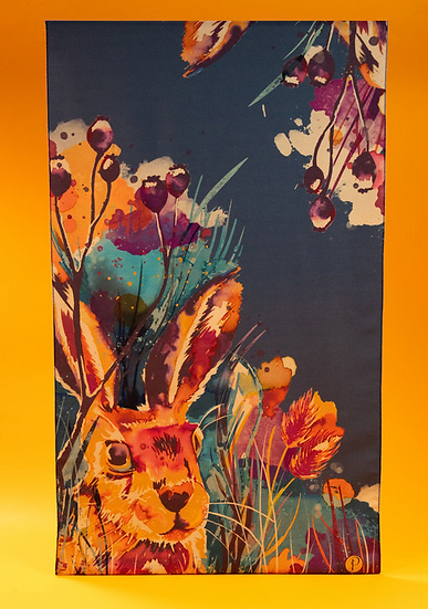Powder - Luxurious Print Hare Print