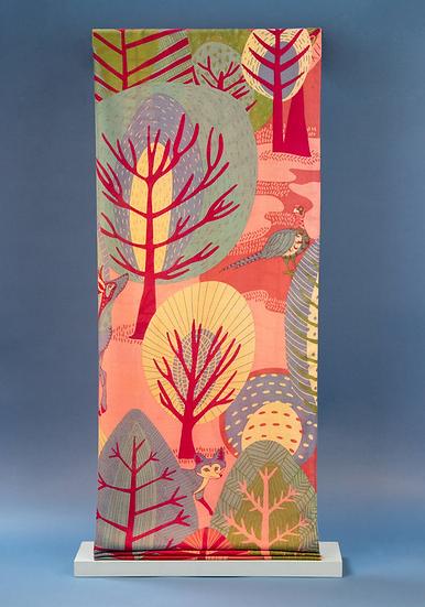 Powder - Scandi Forest Print Scarf