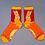 Thumbnail: Powder - Cosy Hare Ankle Socks