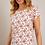 Thumbnail: Weird Fish -  Paw Paw Organic Cotton Printed Jersey T-Shirt Light Cream