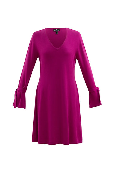 Marble Scotland - Pink Knitted Dress