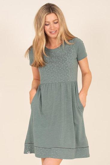 Brakeburn - Broderie Dress