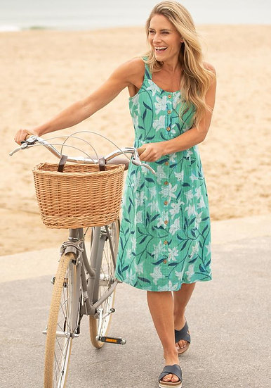 Brakeburn - Lilly Button Front Dress