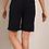 Thumbnail: Weird Fish - Vittoria Organic Cotton Bermuda Shorts Navy