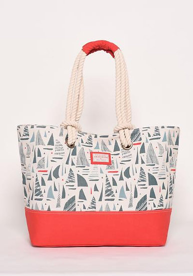 Brakeburn - Sails Beach Bag