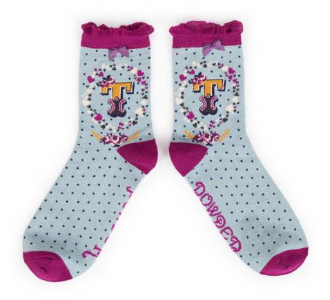 Powder - T Ankle Socks