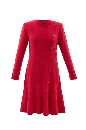 Marble Scotland - Red Dress
