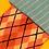 Thumbnail: Powder - Pink Argyll Boot Socks